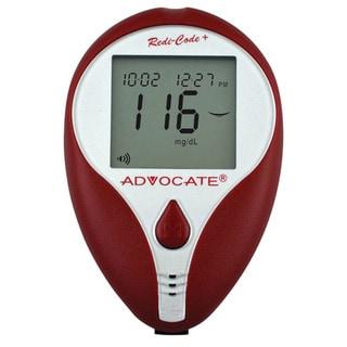 Advocate Redi-Code Plus English/Spanish Speaking Blood Glucose Meter