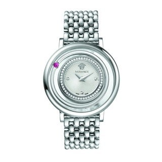 Versace Women's Venus Silver Watch