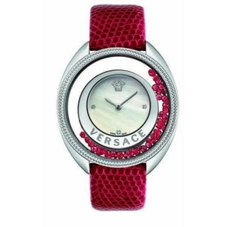 Versace Women's Destiny Precious Mother Of Pearl Watch