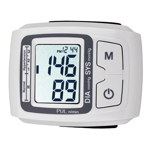 American Heart-Tech Non-speaking Wrist Blood Pressure Monitor