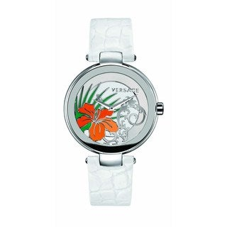 Versace Women's Mystique Silver Watch