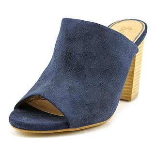 Splendid Women's Birch Regular Blue Suede Casual Shoes