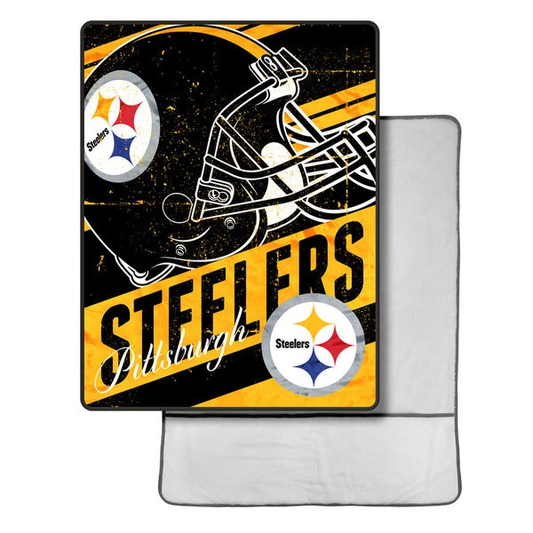 NFL 113 Steelers Foot Pocket Throw