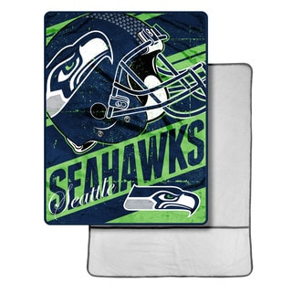 NFL 113 Seahawks Foot Pocket Throw
