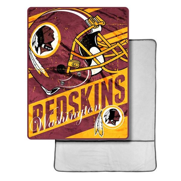 NFL 113 Redskins Foot Pocket Throw