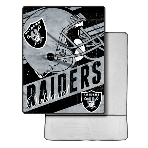 NFL 113 Raiders Foot Pocket Throw