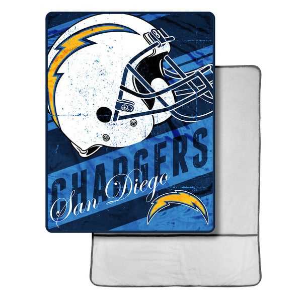NFL 113 Chargers Foot Pocket Throw
