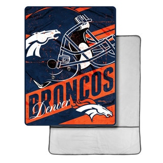 NFL 113 Broncos Foot Pocket Throw