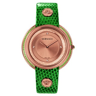 Versace Women's THEA Gold Watch