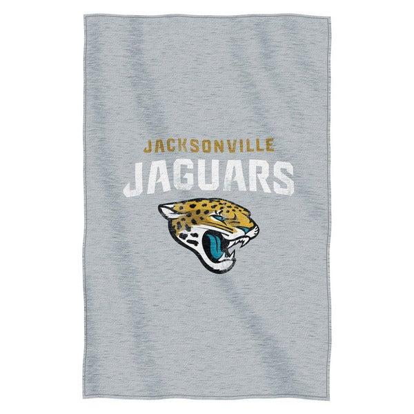 NFL 100 Jaguars Sweatshirt Throw