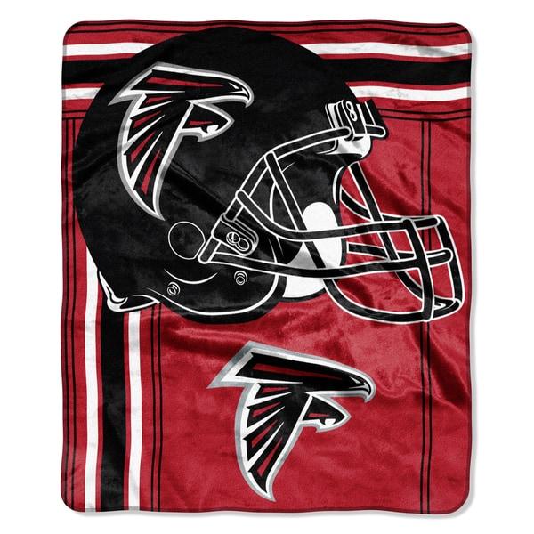 The Northwest Company NFL Atlanta Falcons Touchback Raschel Throw