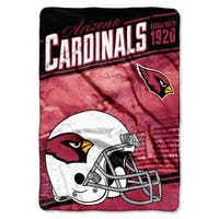 NFL 076 Cardinals Stagger Micro Oversize Throw
