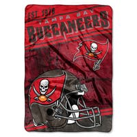 NFL 076 Bucs Stagger Micro Oversize Throw