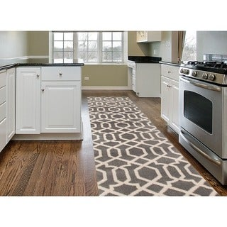 Link to Contemporary Trellis Design Soft Indoor Area Rug Similar Items in Rugs