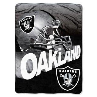 NFL 068 Raiders Bevel Micro Throw
