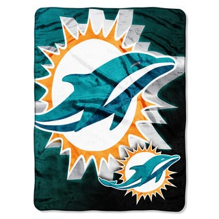 NFL 068 Dolphins Bevel Micro Throw