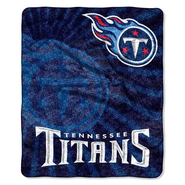 NFL 065 Titans Sherpa Strobe Throw