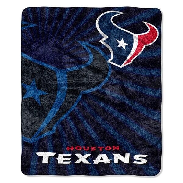 NFL 065 Texans Sherpa Strobe Throw
