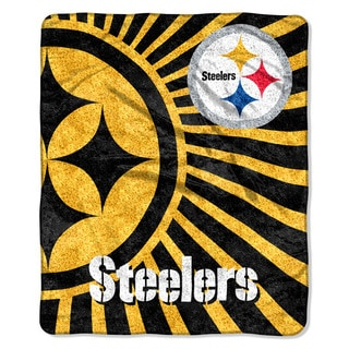 NFL 065 Steelers Sherpa Strobe Throw