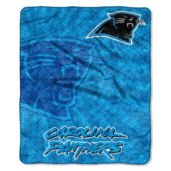 NFL 065 Panthers Sherpa Strobe Throw