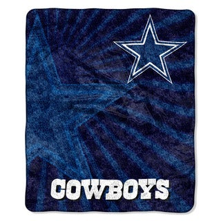 NFL 065 Cowboys Sherpa Strobe Throw