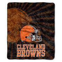 NFL 065 Browns Sherpa Strobe Throw