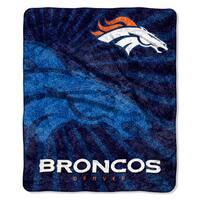 NFL 065 Broncos Sherpa Strobe Throw