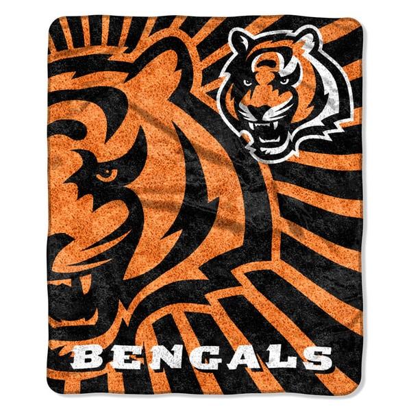 NFL 065 Bengals Sherpa Strobe Throw