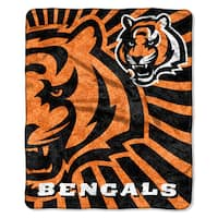 NFL 065 Bengals Sherpa Strobe Throw