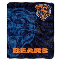 NFL 065 Bears Sherpa Strobe Throw