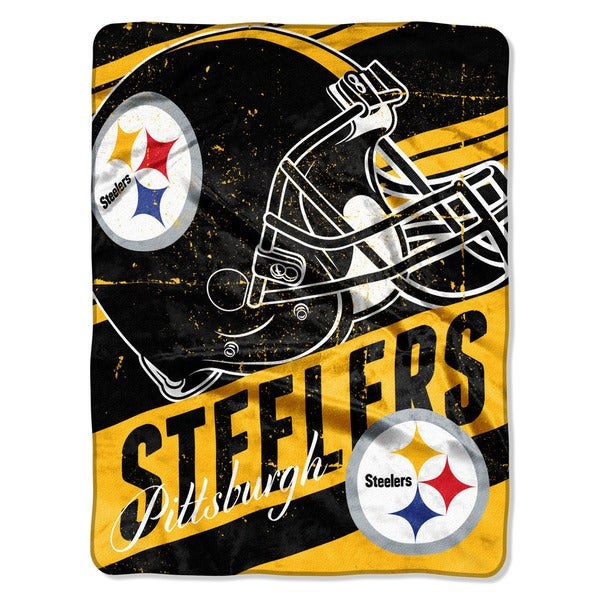 Shop NFL 059 Steelers Deep Slant Micro Throw - Free Shipping On Orders Over   45 - Overstock - 12089766 790240fe4