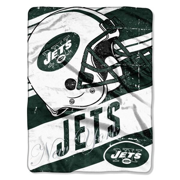 NFL 059 Jets Deep Slant Micro Throw