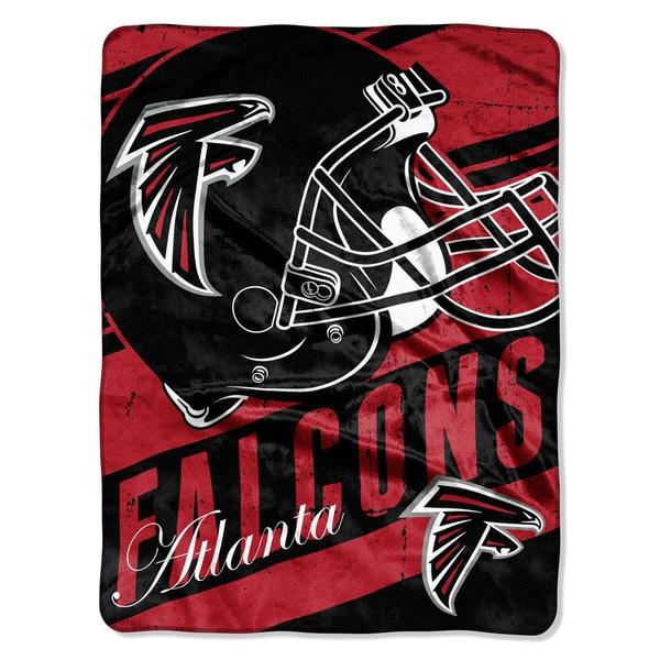 The Northwest Company NFL Atlanta Falcons Deep Slant Micro Throw