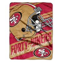 NFL 059 49ers Deep Slant Micro Throw