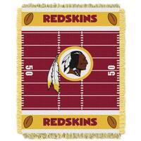 NFL 04401 Redskins Field Baby Throw