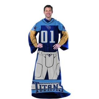 NFL 024 Titans Uniform Comfy Throw