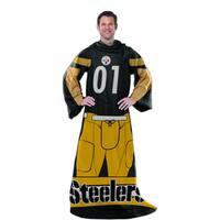 NFL 024 Steelers Uniform Comfy Throw