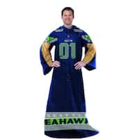 NFL 024 Seahawks Uniform Comfy Throw