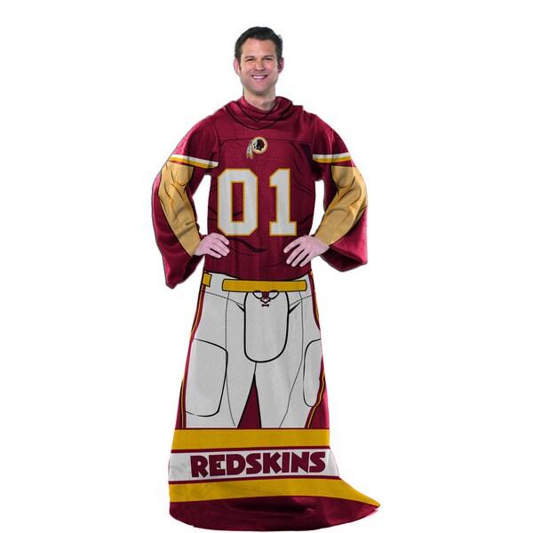 NFL 024 Redskins Uniform Comfy Throw
