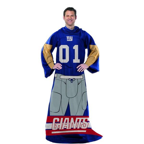NFL 024 NY Giants Uniform Comfy Throw