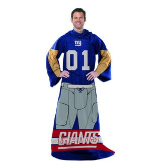 NFL 024 NY Giants Uniform Comfy Throw