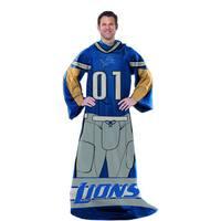 NFL 024 Lions Uniform Comfy Throw
