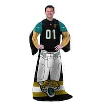 NFL 024 Jaguars Uniform Comfy Throw