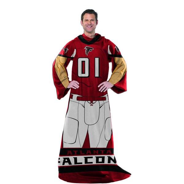 The Northwest Company NFL Atlanta Falcons Uniform Comfy Throw