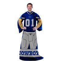NFL 024 Cowboys Uniform Comfy Throw