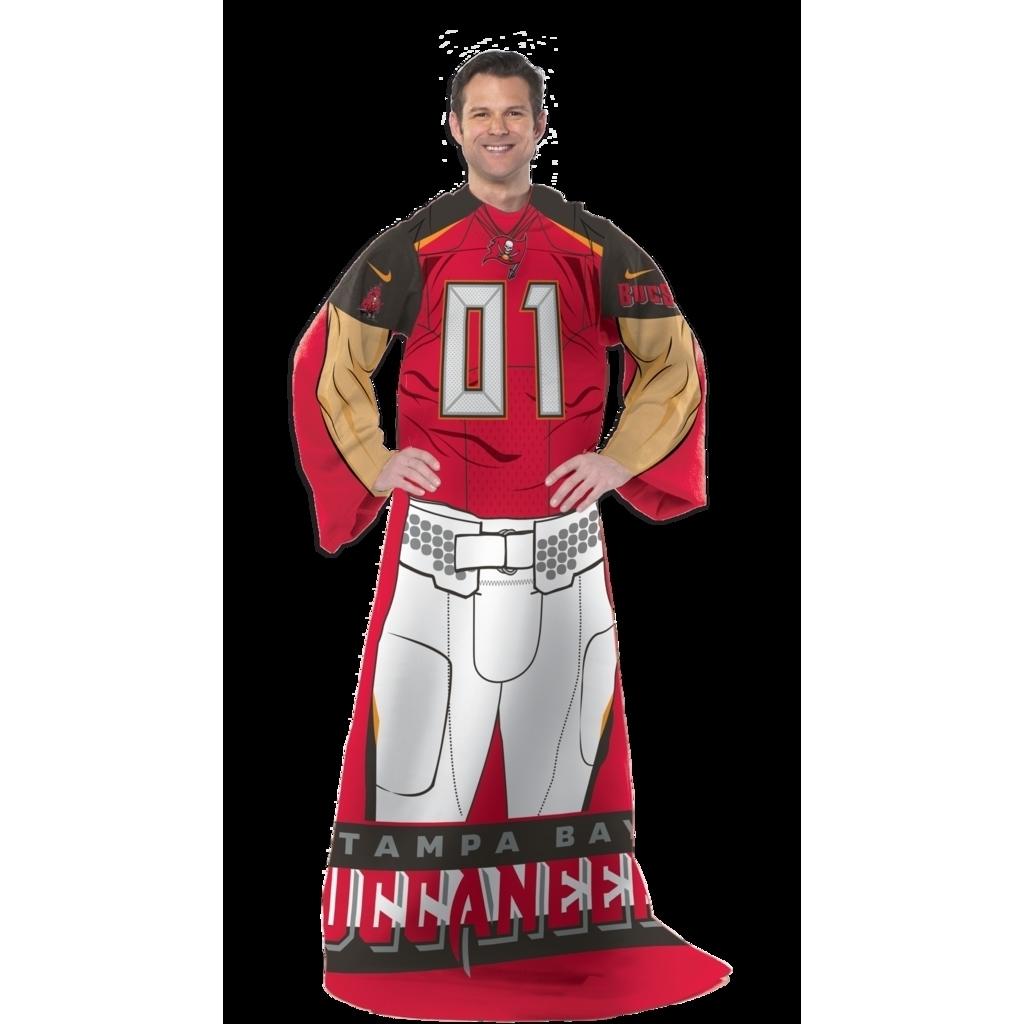 Norwesco NFL 024 Bucs Uniform Comfy Throw (Multi Colored)...
