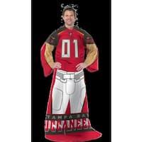NFL 024 Bucs Uniform Comfy Throw
