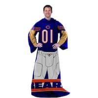 NFL 024 Bears Uniform Comfy Throw