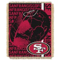 NFL 019 49ers Double Play Throw