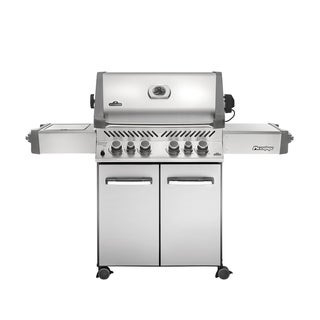 Napoleon Prestige P500 Rear and Side Infrared Burner Propane Grill